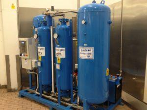 Glaston Nitrogen Generator