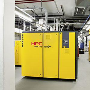 HPC compressors from Glaston Compressor Services