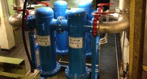Nitrogen generation equipment from Glaston Compressor Services