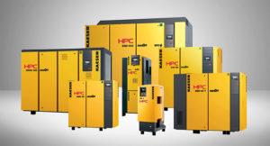 HPC Air Compressor Hire with Glaston Compressor Services