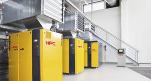 HPC KAESER compressors