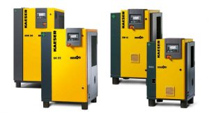 KAESER SX ASK rotary screw compressors from Glaston Compressor Services