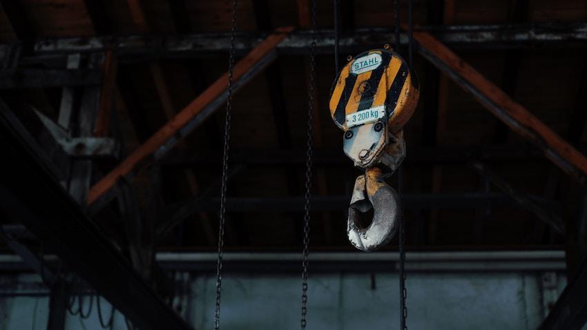 lifting equipment case study