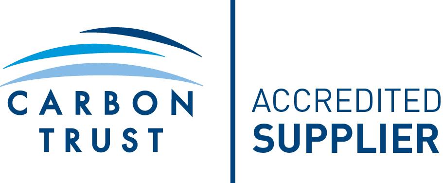 Carbon Trust accredited supplier Glaston Compressor Services