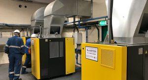 used air compressor hire glaston