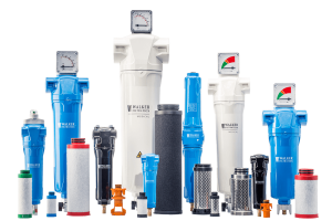 Compressed air filters and accessories from Walker Filtration