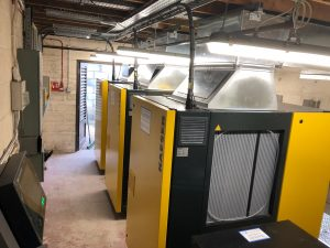 HPC KAESER air compressor installations